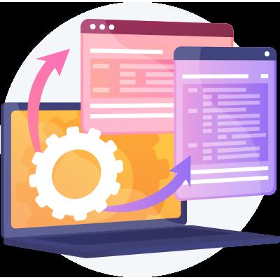 إدارة القوالب الخاصة بك عبر API