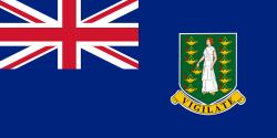 جزر فيرجن (GB)