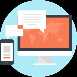 إرسال حملات الرسائل القصيرة / الرسائل النصية القصيرة